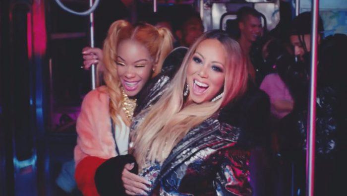 Kolejny remix singla ANo No Mariah Carey
