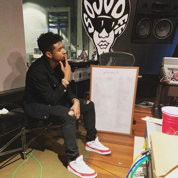 Usher zapowiada kontynuacje kultowej płyty Confessions