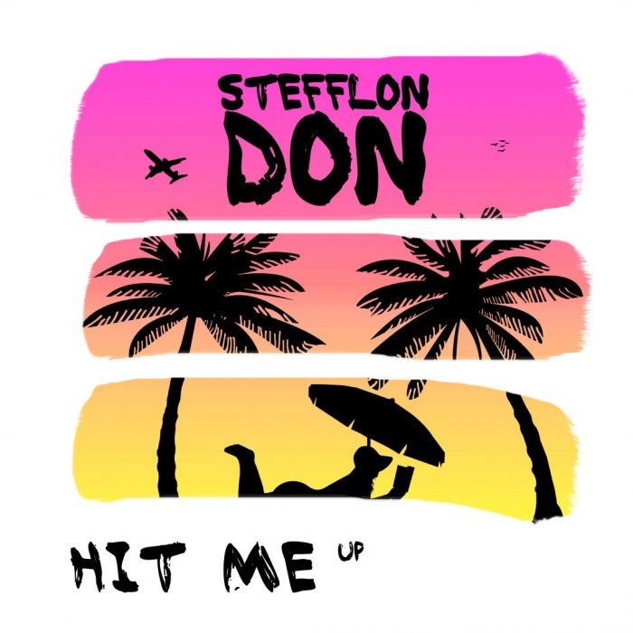 U Stefflon Don zgłośników rozbrzmiewa jamajska muzyka
