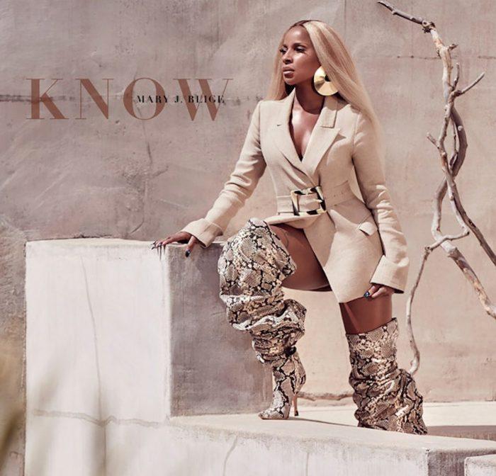 Mary J. Blige prezentuje kolejny pokrzepiający utwór