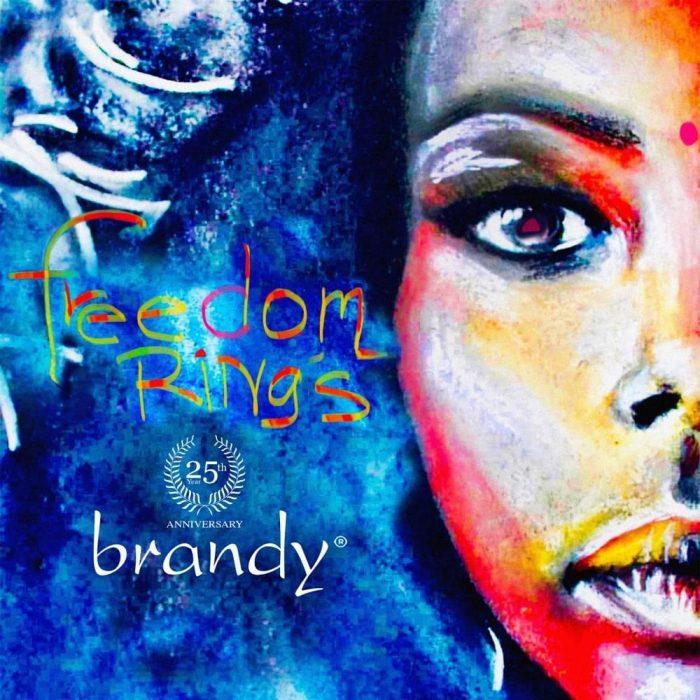 Brandy celebruje obecny stan wolności twórczej