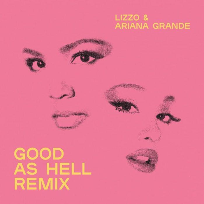 Ariana Grande zewsparciem dla Lizzo