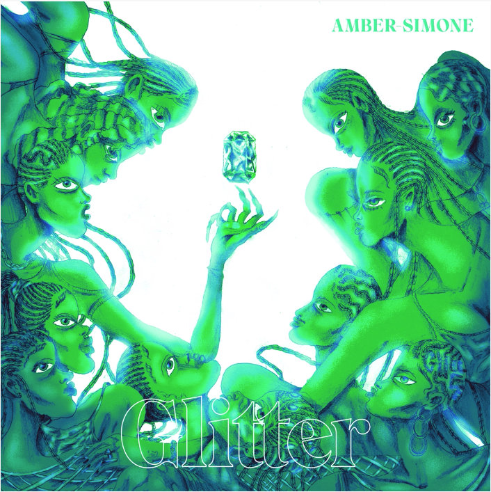 Amber-Simone powraca zbłyszczącym singlem