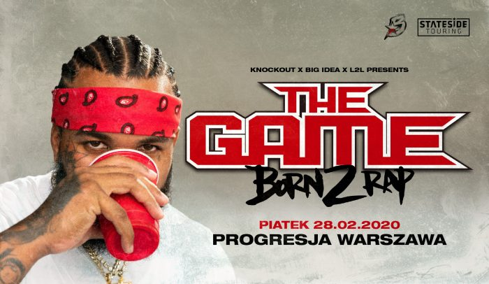 The Game stainless concert Warsaw