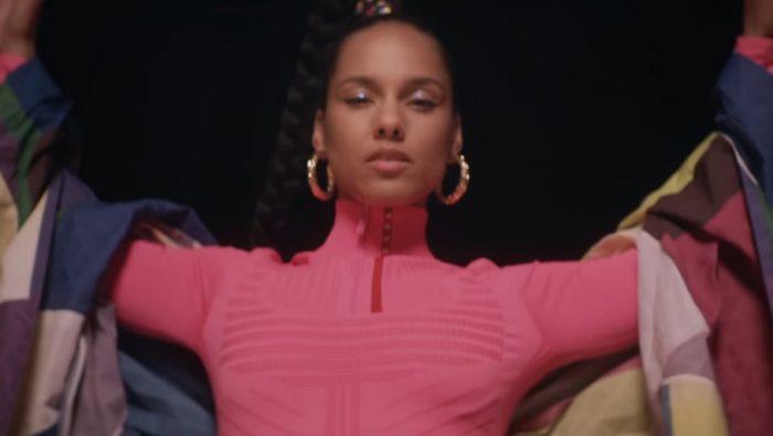 Alicia Keys nie wsiada dokapsuły czasu