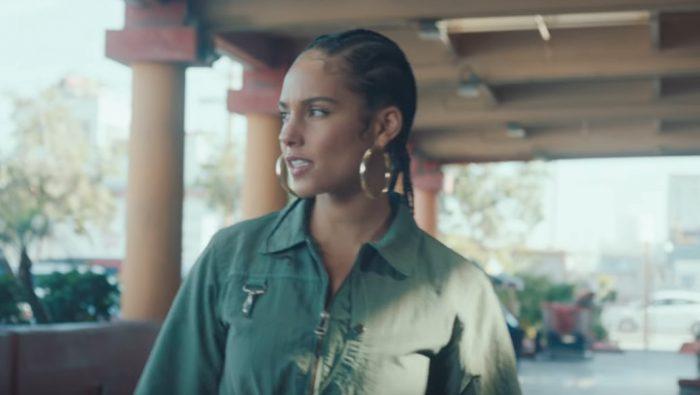 Alicia Keys staje wobronie słabszych