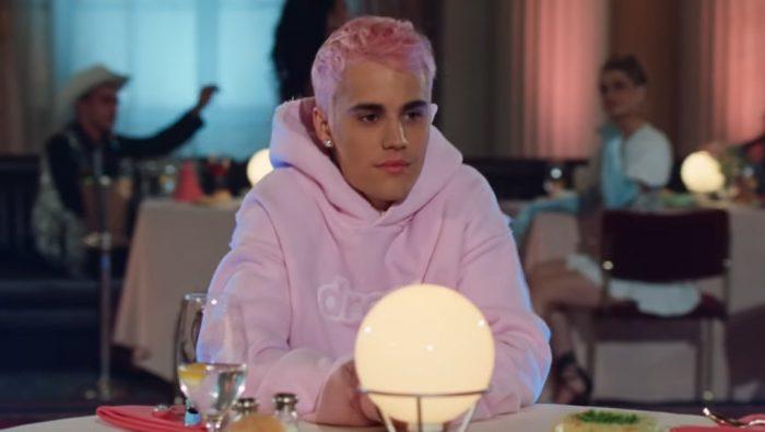 Justin Bieber rozpoczyna erę słodyczy iróżu
