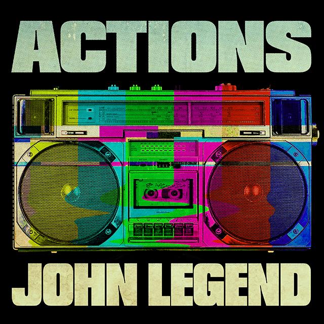 John Legend dotrzymuje nam towarzystwa wdomach