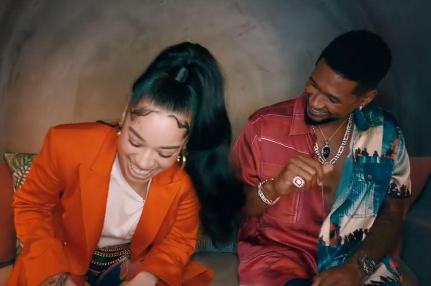 Usher i Ella Mai