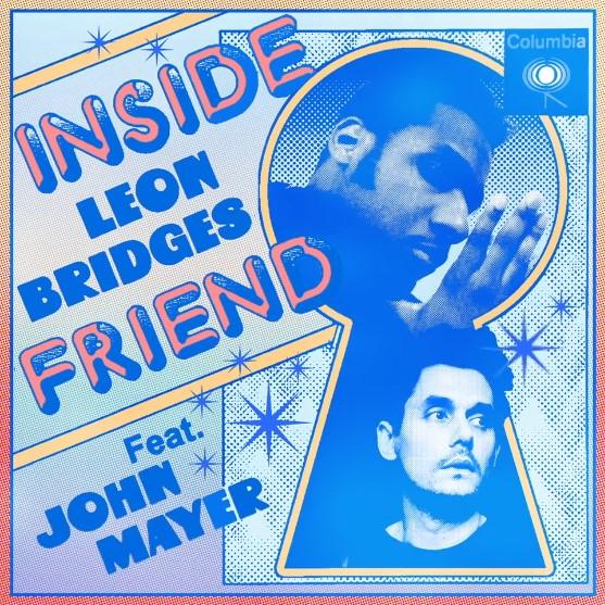 Leon Bridges wewspólnym utworze zfolk-rockowym artystą