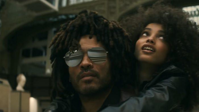 Lenny Kravitz zabiera nas naprzejażdżkę pomiłosnych bezdrożach