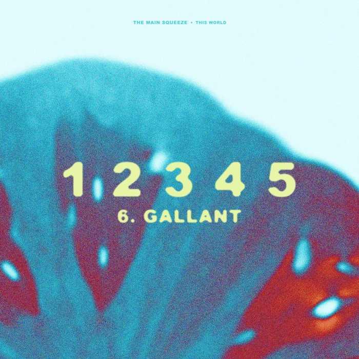 The Main Squeeze nagrali wspólny utwór zGallantem