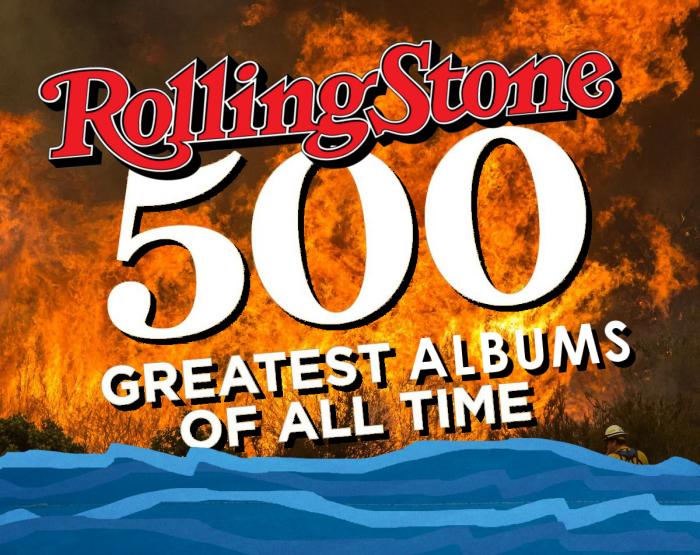 Rockowe Repozytorium Rolling Stone'a