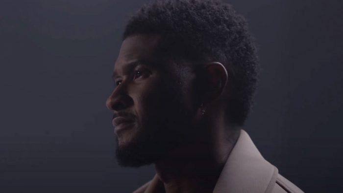 Usher przeprasza partnerkę zazłe występki